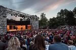 Letní shakespearovské slavnosti na Slezskoostravském hradě v Ostravě.