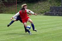Ilustrační foto z utkání fotbalových žáků