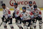 Hokejisté Vítkovic porazili v důležitém duelu 37. kola extraligy trápící se pardubické Dynamo poměrem 4:1.