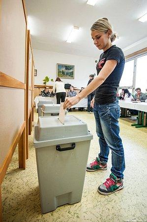 Volby 2013vOstravě