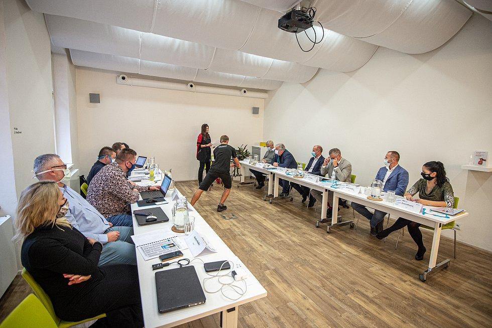 Debata Deníku, 25. září 2020 v Ostravě.
