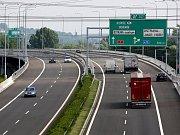 Úsek dálnice D47 přes Ostravu