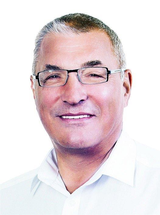 Josef Hájek, 61 let, Orlová, poslanec parlamentu ČR, 4 455 hlasů