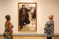 Výstava Píseň duše v Ostravě představuje díla ruských klasiků.