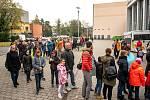 Ostrava ČokoFest 2019 na výstavišti Černá louka. 2.listopadu 2019 v Ostravě.