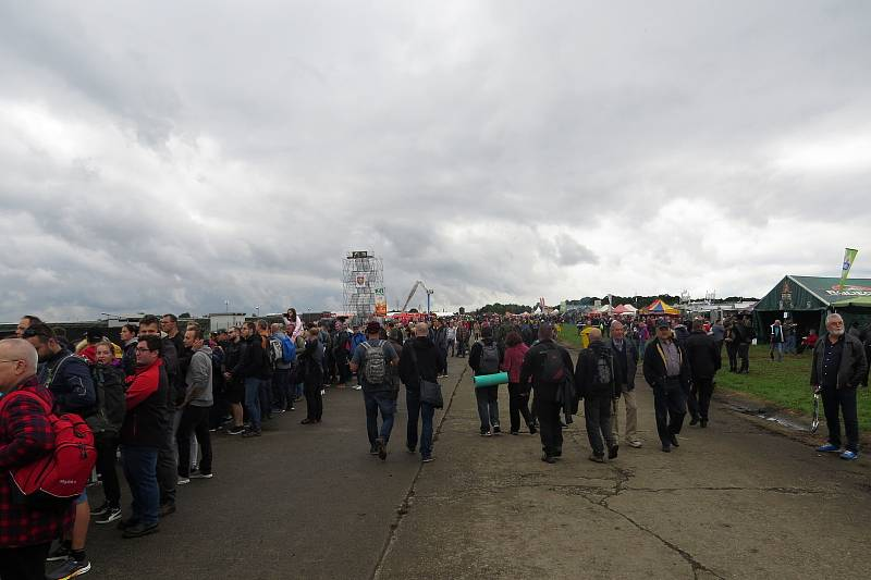 Také jubilejní 20. ročník Dnů NATO přilákal už v sobotu 18. září 2021 na Letiště Leoše Janáčka Ostrava v Mošnově tisíce lidí.