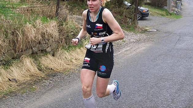 Adéla Esentierová je po březnových obtížích se zády už opět v plné přípravě nejen na letošní ročník Pražského mezinárodního maratonu, který se poběží v neděli 8. května, ale především na červnové mistrovství světa.