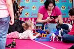 Oslava 60 let Barbie, obchodní centrum Nová Karolina, 9. března.2019 v Ostravě.