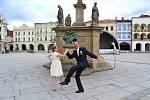 Jana a Michal Prašivkovi, 16. 8. 2014, Bernartice