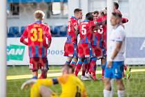 Viktoria Plzeň - Baník Ostrava 4:0 (33. kolo FORTUNA:LIGY, 23. května 2021).
