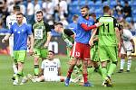 Nadstavba první fotbalové ligy, kvalifikační utkání o Evropskou ligu: FC Baník Ostrava - FK Mladá Boleslav, 1. června 2019 v Ostravě.