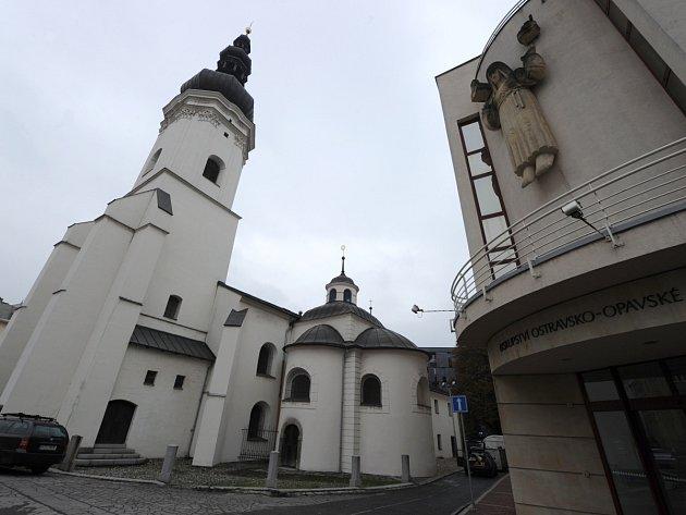 Kostel svatého Václava patří mezi nejstarší a nejvýznamnější kulturně-historické ostravské památky.