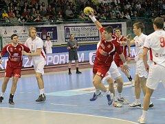 Vyvrcholením turnaje O pohár České televize byl duel mezi českou reprezentací a jedním z nejlepších celků světa, Dánskem.