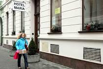 Hotel Maria v centru Ostravy