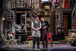 Generální zkoušce komedie Nikolaje Vasiljeviče Gogola Revizor v divadle Antonína Dvořáka 10. března 2020 v Ostravě. Premiéru mělo uvést divadlo 12. března 2020. Kvůli přijatým opatřením v boji proti novému typu koronaviru se však neuskuteční.