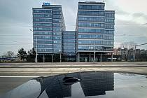 Orchard Office complex v Ostravě.