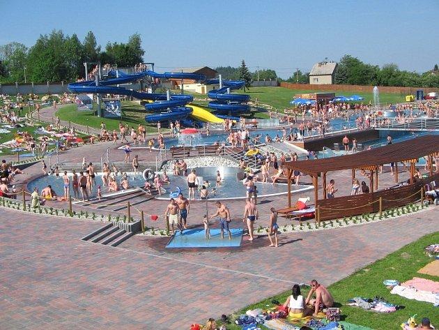 Aquapark ve Frýdku-Místku