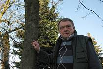 Vítězslav Mácha dnes sbírá medaile s holuby, ale dění na žíněnce pořád sleduje.