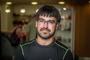 Předseda Česko-japonského kulturního centra v Ostravě Jan Kudla.