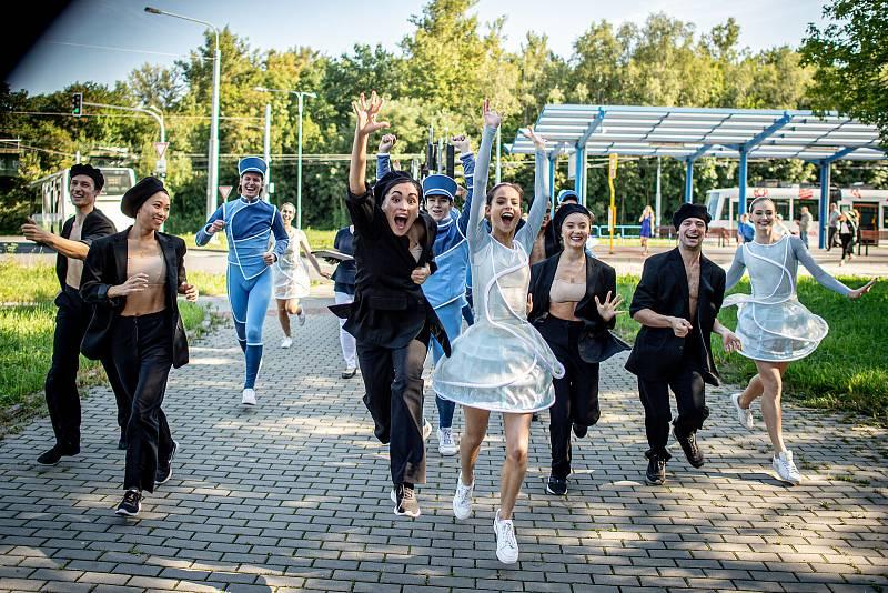 Balet Národního divadla moravskoslezského (NDM)