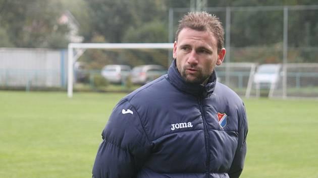 Novým trenérem třetiligové rezervy fotbalového Baníku Ostrava se stal Tomáš Hejdušek.
