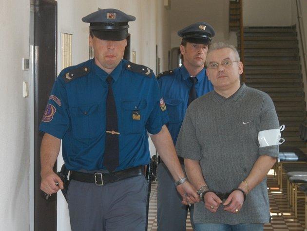 Jaroslav Matějka u soudu