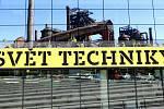 Velký svět techniky v Dolní oblasti Vítkovice otevírá.
