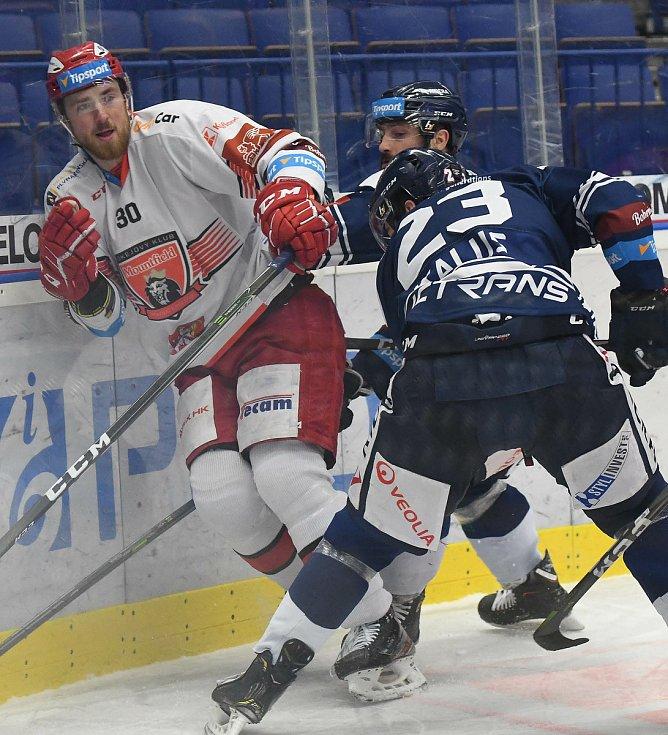 Vítkovice, Hradec Králové, hokej, 41. kolo, extraliga