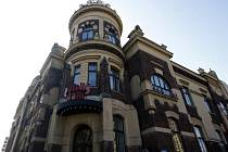 Velmi zajímavý objekt Polského domu v Ostravě je významná architektonická památka města. Objekt je dlouhá léta uzavřen.