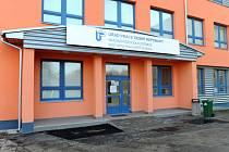 Krajská pobočka úřadu práce v Ostravě-Porubě.