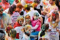 Bezmála tři tisíce lidí se zúčastnilo prvního ostravského ročníku světově známé akce Rainbow run – duhový běh, který se v sobotu konal v Dolní oblasti Vítkovic.