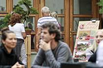 Obyvatelé a návštěvníci Ostravy mají možnost posedět v japonské kavárně.