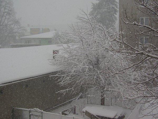 31. března 2013, Boží hod velikonoční dopoledne ve Frýdlantě nad Ostravicí