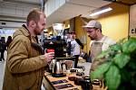 Ostrava Coffee Festival na Černé louce.