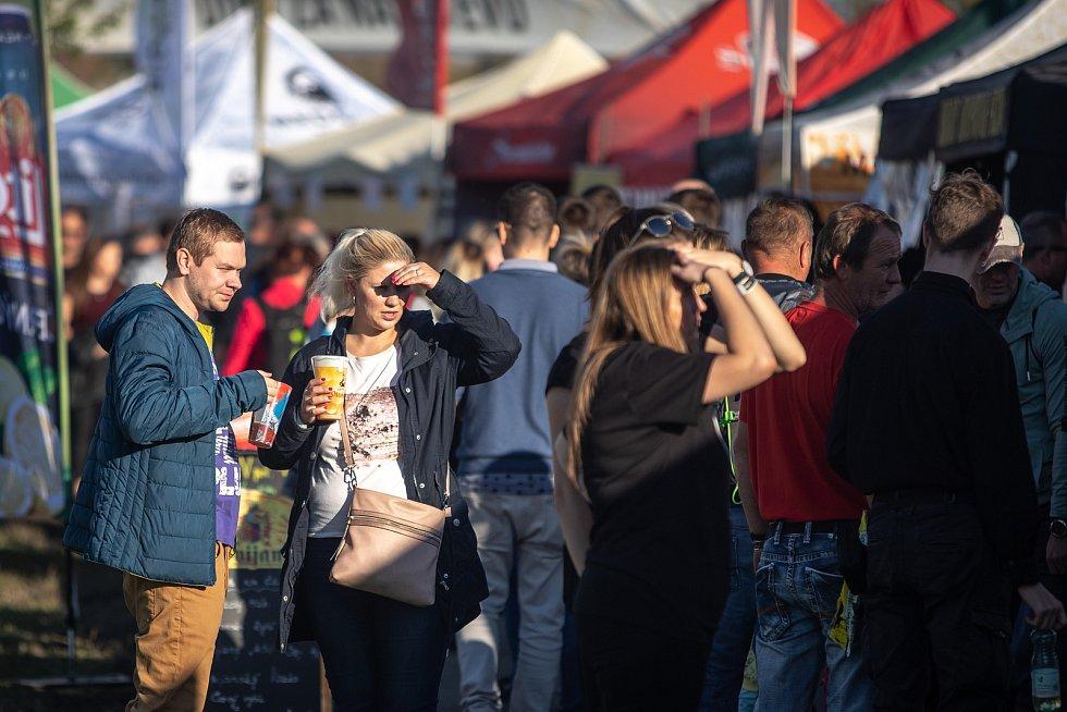 Karolina Oktobeerfest 2019 v Ostravě.