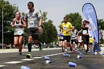 Manželka slavného hokejisty Andrea Kubinová je jinak velmi aktivní běžkyni. V zámoří běhá půlmaratónské tratě.