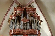 Kostel svatého Václava v Ostravě má jedny z nejcennějších varhan v regionu.