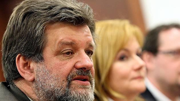 Ministra vnitra Jan Kubice
