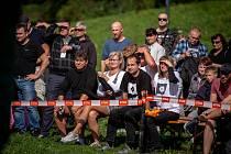 Festival dřeva na Slezkoostravském hradě, 14. září 2019.