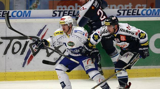 HC Vítkovice Steel – HC Kometa Brno 3:2 po sam. nájezdech