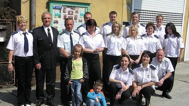 Kunčičští dobrovolní hasiči jsou připraveni pomoci druhým ve dne v noci.