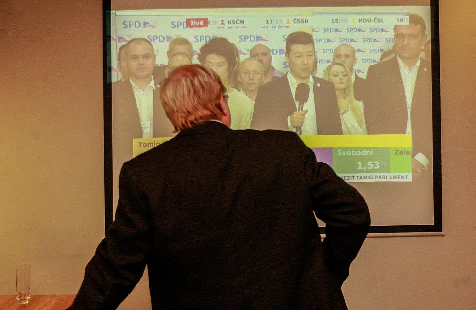 Volby 2017. Štáb ANO v Ostravě