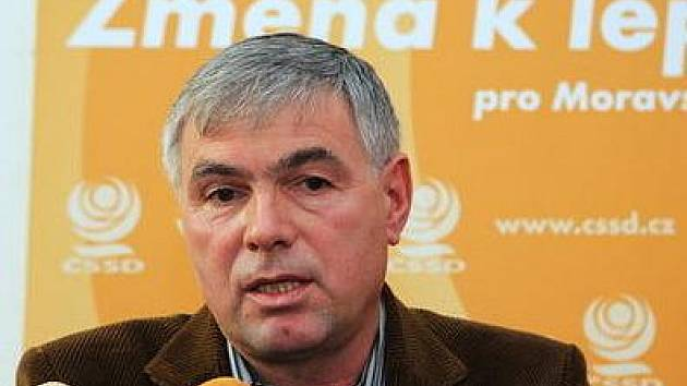 Současný hejtman Moravskoslezského kraje Jaroslav Palas.