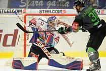 16. kolo extraligy, 2. listopad 2018, HC Vítkovice Ridera – BK Mladá Boleslav 3:2