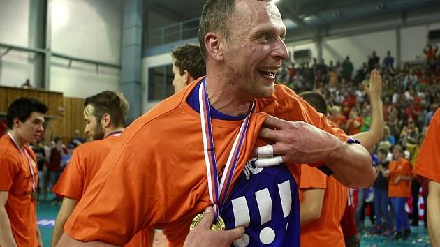 Blokař Ostravy Tomáš Široký si svými výkony řekl o pozvánku do české reprezentace.