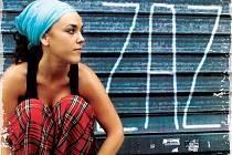 Francouzská písničkářka ZAZ