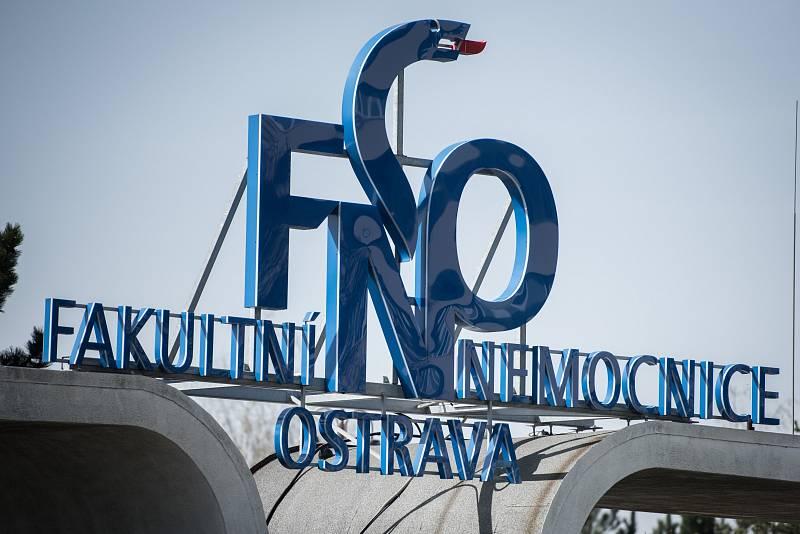 Fakultní nemocnice v Ostravě.