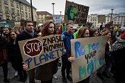 Demonstrace studentů v Ostravě, 15. března 2019