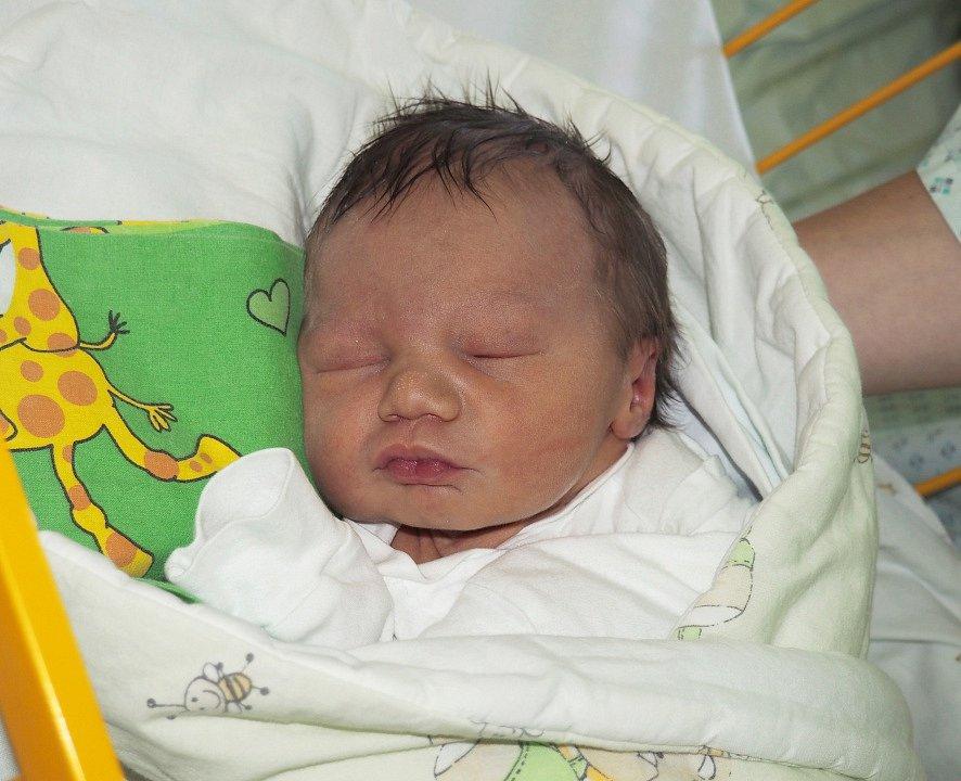 Jan Klimčík, 3.9.2019, 50cm, 3170g, Ostrava-Poruba, Fakultní nemocnice Ostrava.