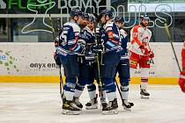 HC Olomouc - HC Vítkovice Ridera 2:4 (17. 8. 2021).